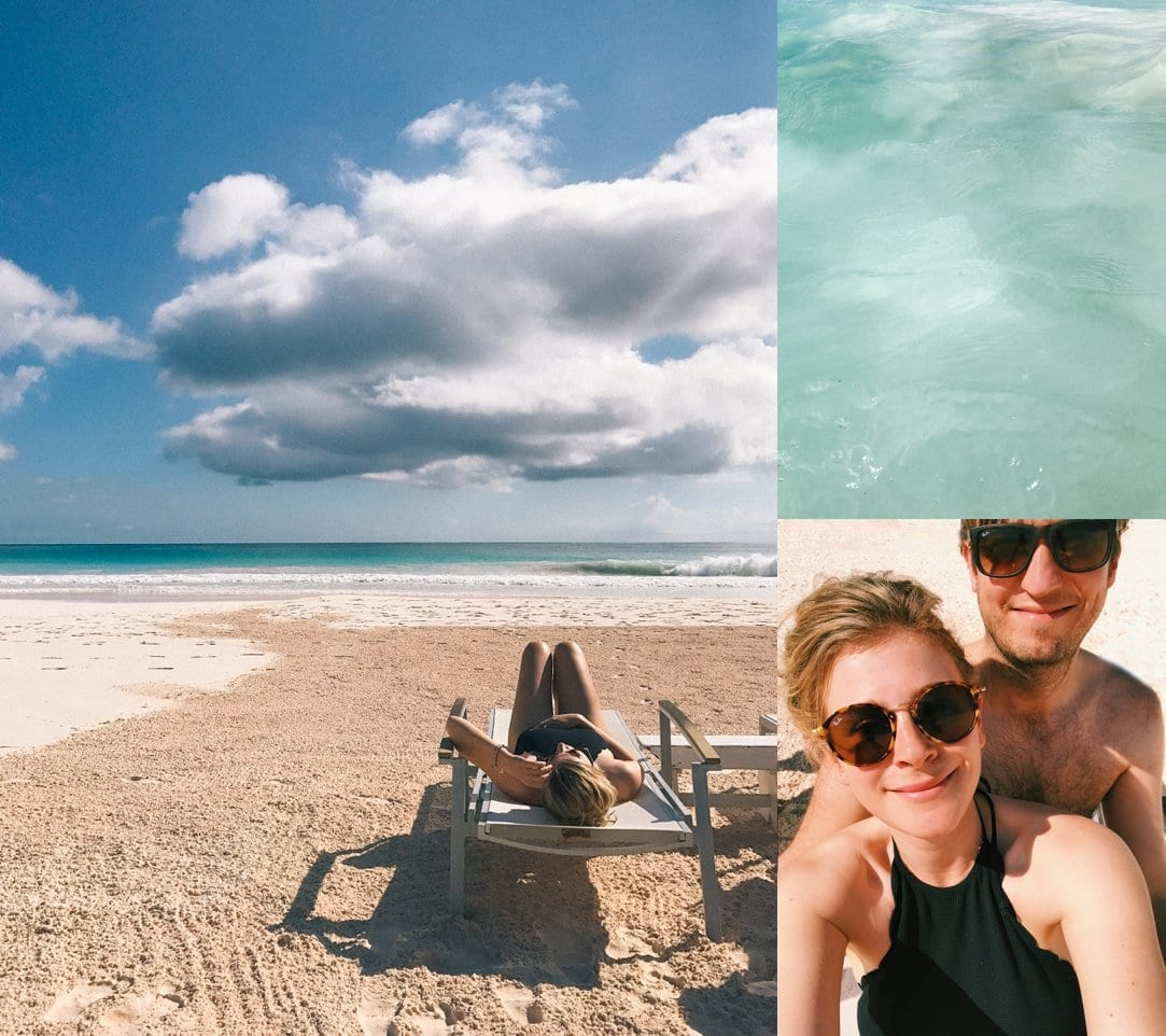 iphone holiday snaps Lucy Cuneo Bahamas