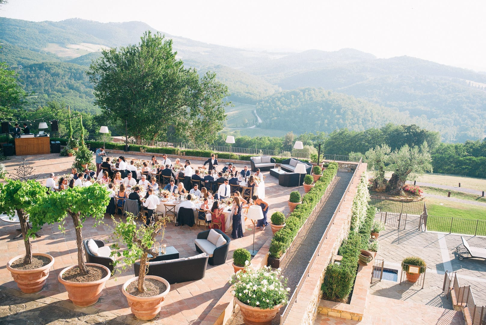 Tuscan Wedding Weekend