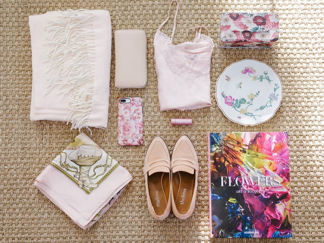Pink Color Inspiration Lucy Cuneo