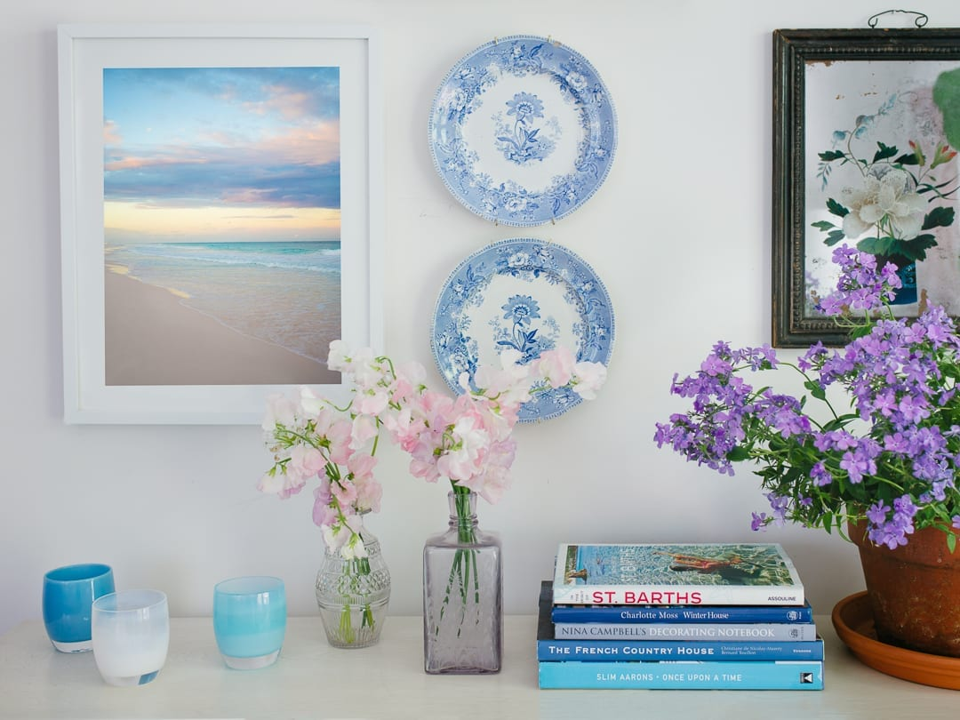 Color Inspiration: Periwinkle & Lavender | Lucy Cuneo