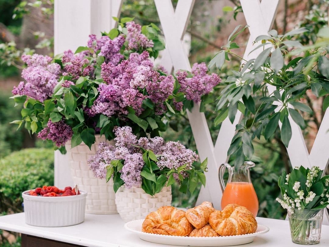 Lilac Mother's Day Inspiration
