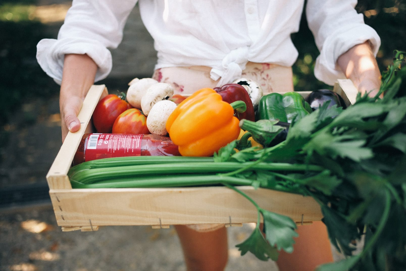 Habits to bring home - Local fresh produce