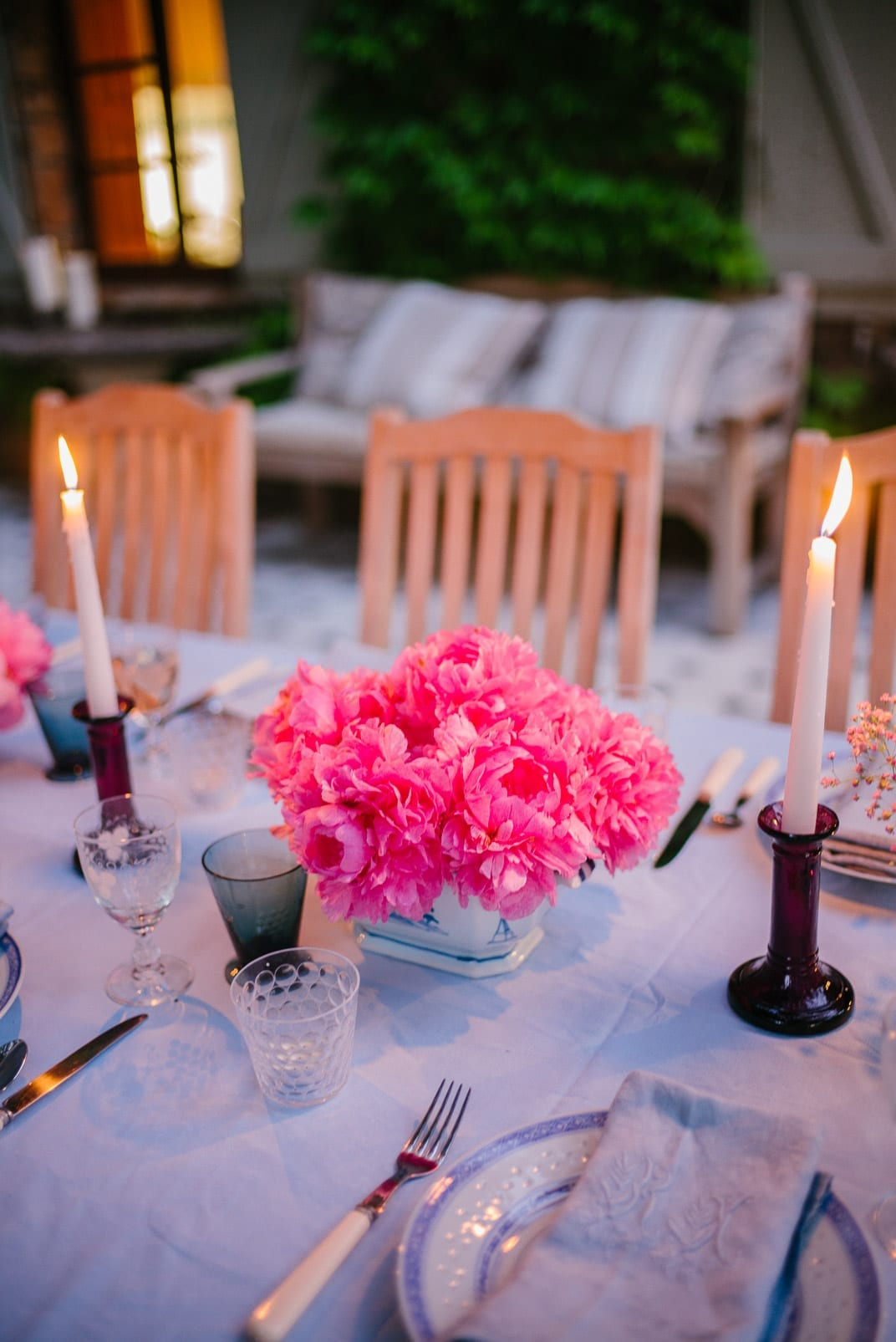 Setting the table from Start to Finish - Lucy Cuneo