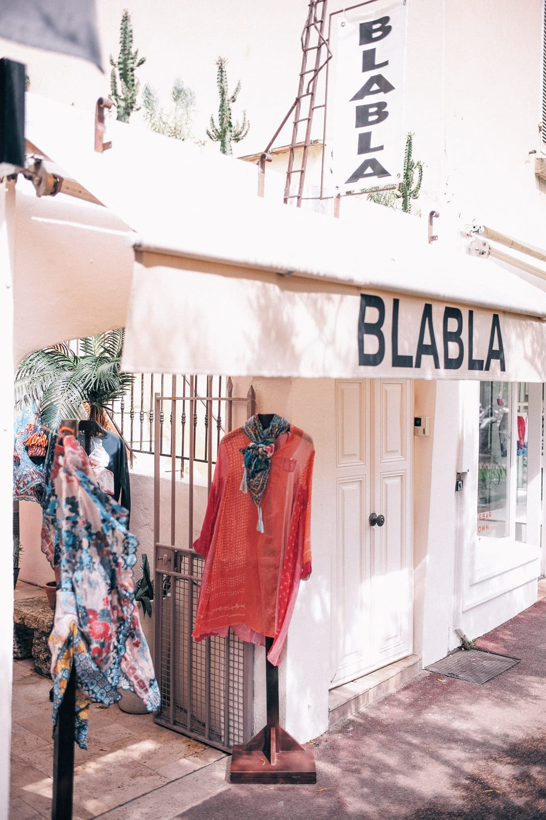 Lucy Cuneo: St Tropez guide - BlaBla, a great store
