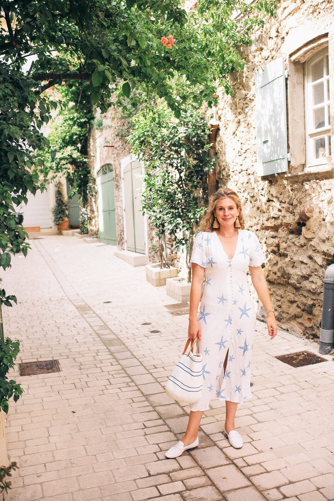 Lucy Cuneo: St Tropez guide - Charming Back Streets